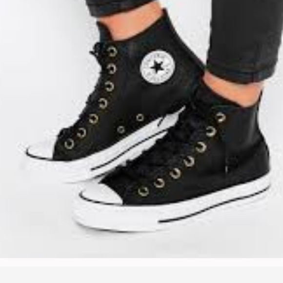 converse learher